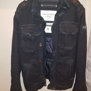 Abercrombie and Fitch heavy jacket